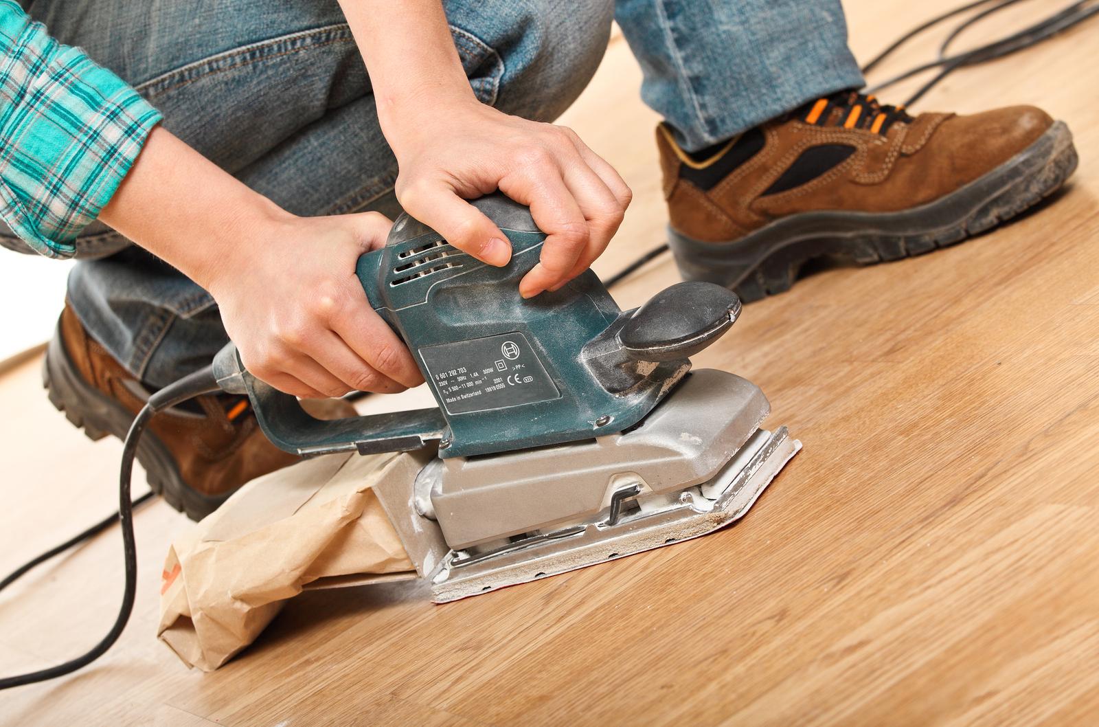 Basic Tips For Sanding Wood Floors